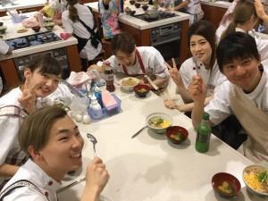 福祉で調理実習(๑˃̵ᴗ˂̵)