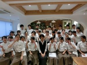 2Bクラス 近況報告(^O^)/