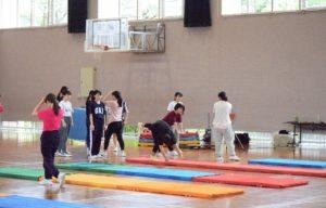 保育の夏、九州スクーリング