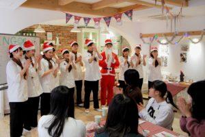 12/14クリスマスパーティーのご案内【予約受付中】