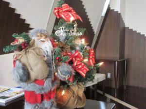 クリスマスパーティ開催しました☆(12/14オープンキャンパス)