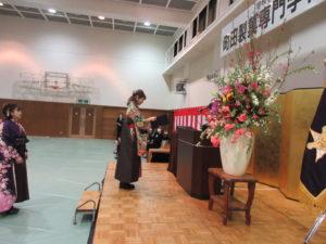 13期生の皆さんご卒業おめでとう!