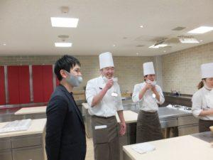 本日の2Aクラス(^^)/