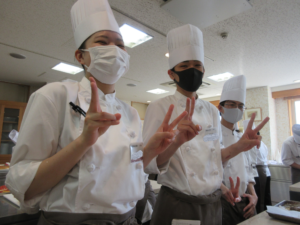 2年生☆パン実習レポート☆