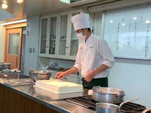 特別調理実習を行いました!